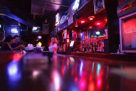 Burbon Street Blues by Jay D Anderson
