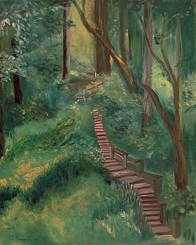 Burfoot Park by Richard Beauregard