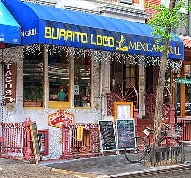 Burrito Loco by Dave Mills