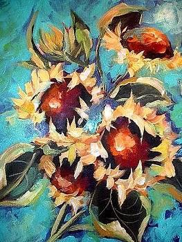 Burst by Heather Roddy