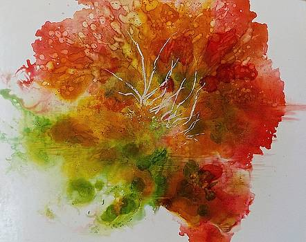 Burst of Nature by Carolyn Rosenberger
