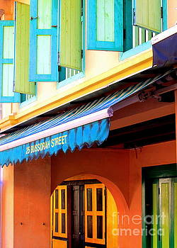 Bussorah Street by Ranjini Kandasamy