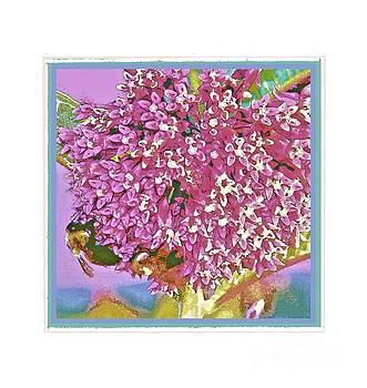 Busy Bee III by Shirley Moravec