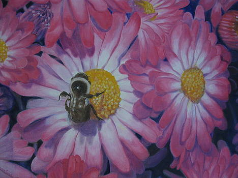 Busy Bee by Karen Snider