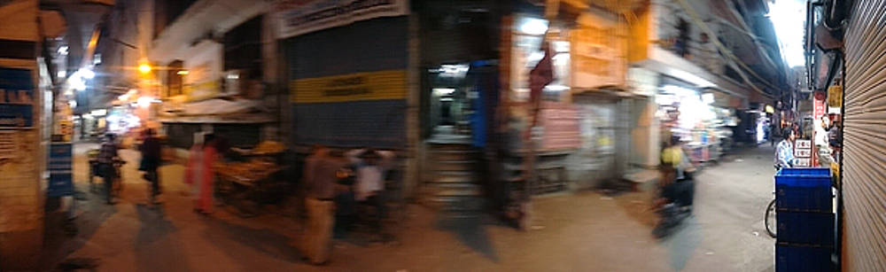 Sumit Mehndiratta - Busy lane 2