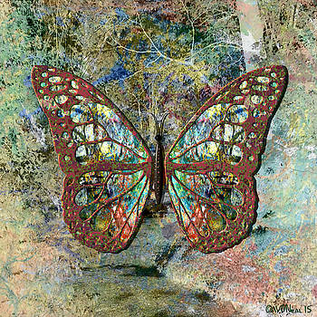 Walter Oliver Neal - Butterfly No. 3