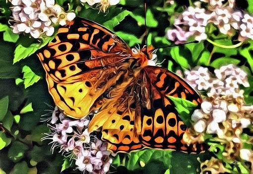 Butterfly Beauty by Marian Palucci-Lonzetta