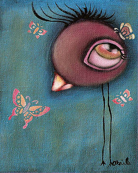 Abril Andrade Griffith - Butterfly Friends
