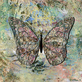 Walter Oliver Neal - Butterfly No. 2