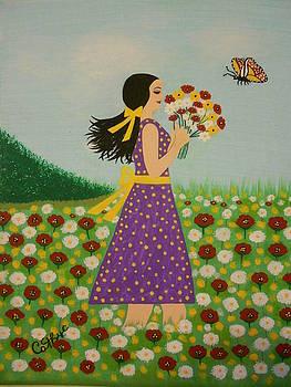 Butterfly Wishes by Catherine Velardo