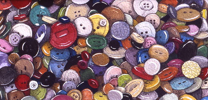 Buttons by Victoria Heryet