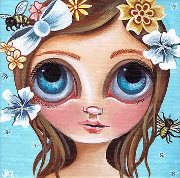Buzzing Blossom by Jaz Higgins