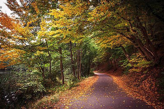 Jenny Rainbow - By the Autumn Path