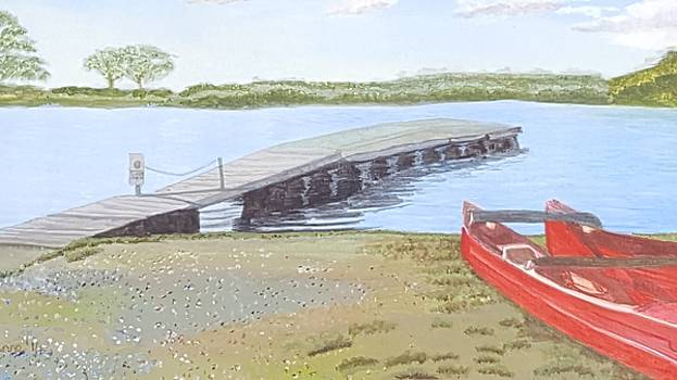 By The Lake by Joanne Perkins