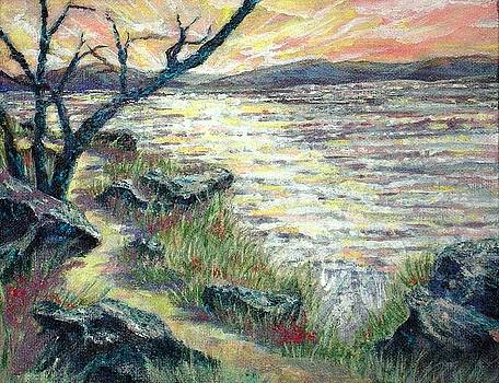 By the Sea by Gail Allen