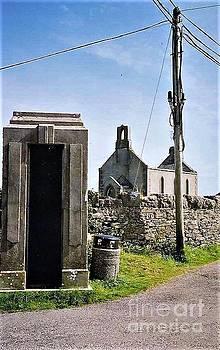 Bygones on Inismore Aran by Val Byrne