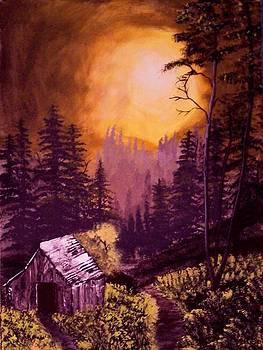 Cabin Retreat by J Ringo
