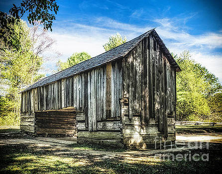 Nick Zelinsky - Cable Mill  Cantilever Barn