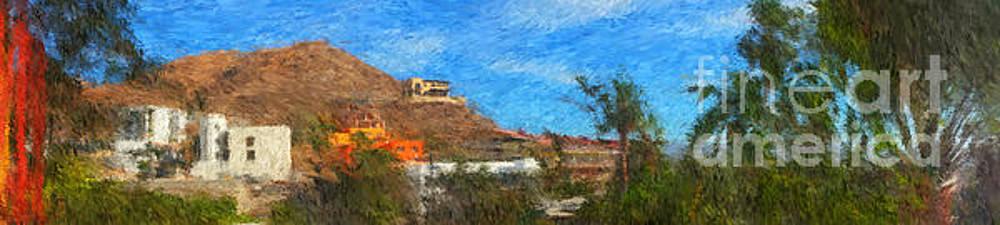 Gerhardt Isringhaus - Cabo Balcon Panorama