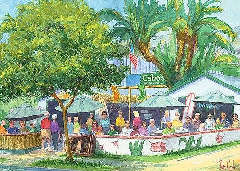 Cabos Bar and Grill by Ray Cole
