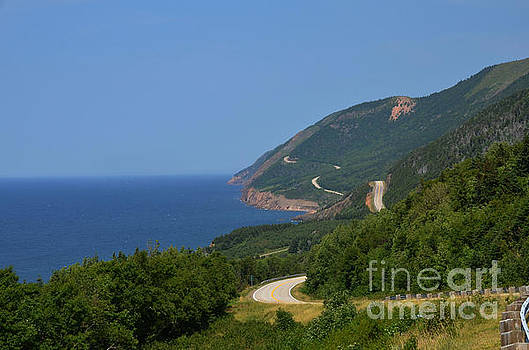 Cabot Trail by Elaine Manley