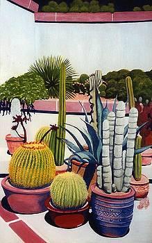 CactusGarden  by Karla Horst
