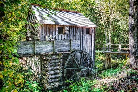Nick Zelinsky - Cade Cove Grist Mill