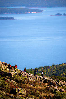 Cadillac Mountain View 2 by Sherman Perry