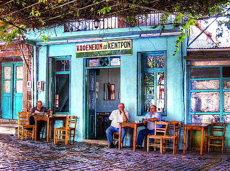 Cafe Central by Andreas Thust