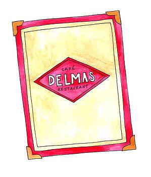 Anna Elkins - Cafe Delmas