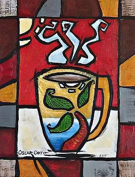 Cafe Palmera by Oscar Ortiz