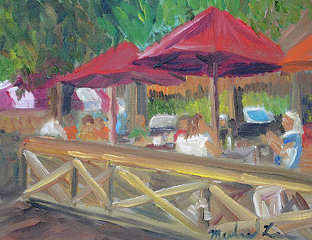 Cafe Panama by Michael Lee