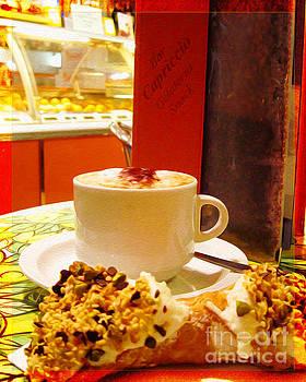 Cafe Siciliano by Joseph Re