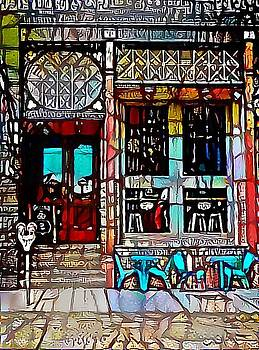 Cafe by Tiffany Dawn Smith