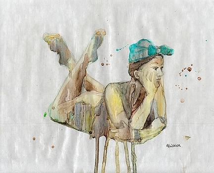 Caitlin by Sandrine Pelissier