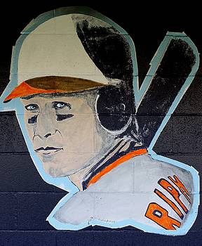 Cal Ripken Jr. by Ralph LeCompte