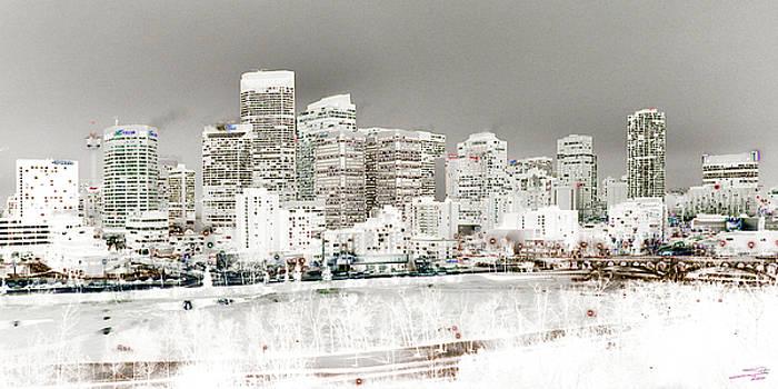 Stuart Turnbull - Calgary skyline 3