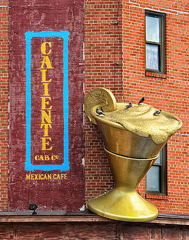 Caliente Mexican Cafe by Dave Mills