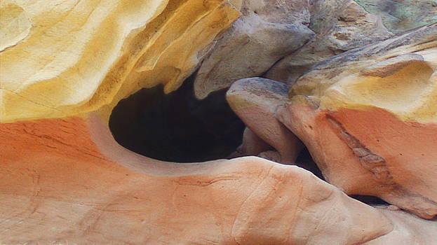 California Cave by David Klaboe