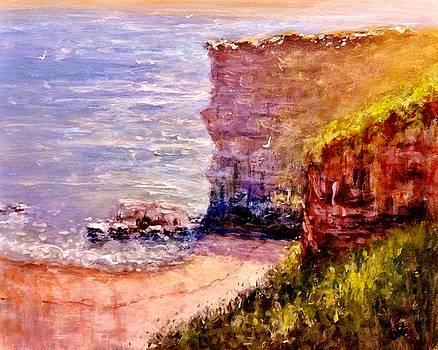 California cliffs.. by Cristina Mihailescu
