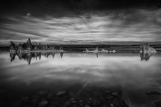 California's Mono Lake by Andrew Soundarajan