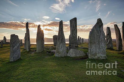 Callanish, Isle of Lewis III by Colin and Linda McKie