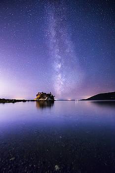Calm Night by Bun Lee