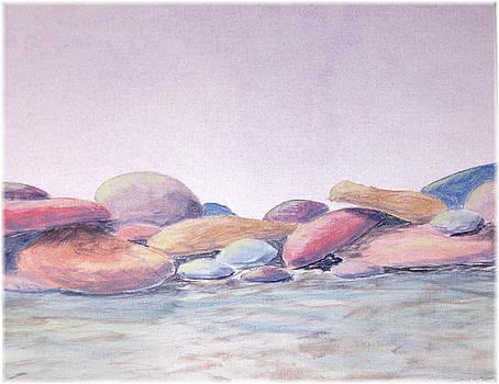 Calm Rocks by Kenneth McGarity