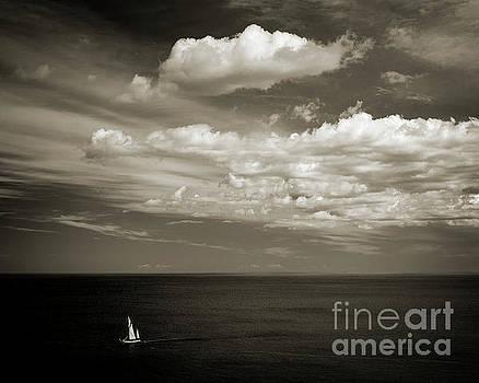 Calm Seas by Edmund Nagele