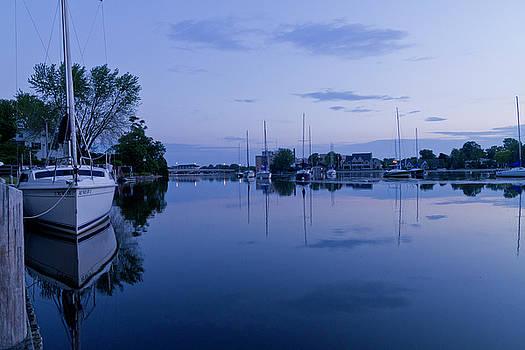 Calmness at Riverside Park by Joel Witmeyer