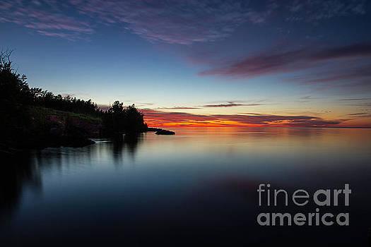 Calmness by Jamie Rabold