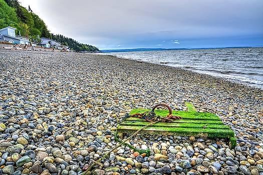 Camano Beach by Spencer McDonald
