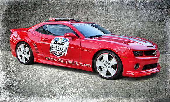 Camaro Pace Car by Victor Montgomery