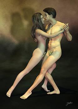 Cambalache. Nude Tango. by Joaquin Abella